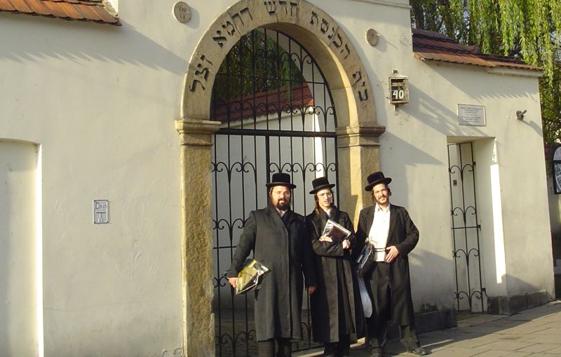 Jews have been in Poland for 10 centuries.